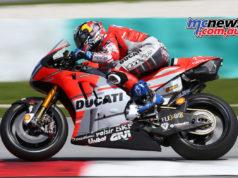 MotoGP Sepang Test Dovi GPT AN