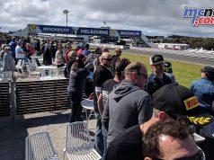 MotoHeaven Phillip Island MotoGP Hospitality Package F
