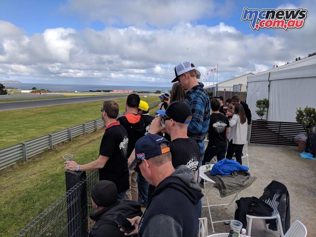 MotoHeaven Phillip Island MotoGP Hospitality Package