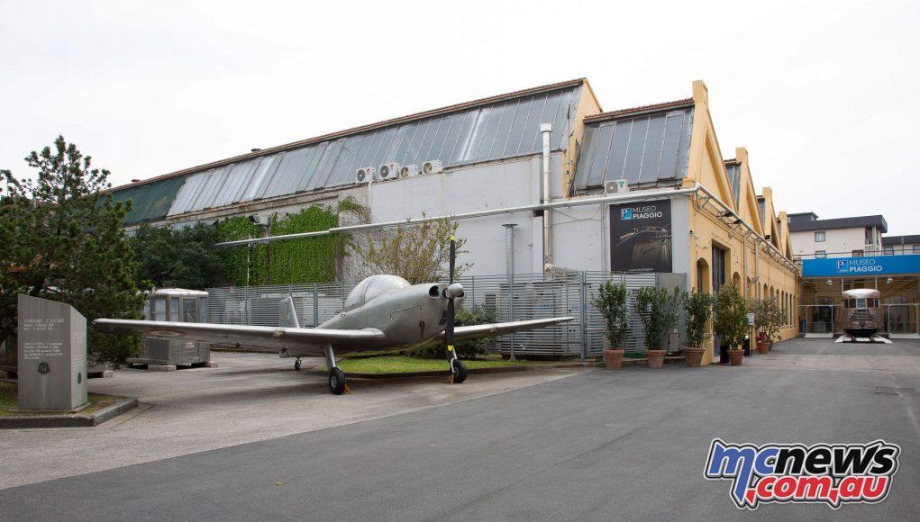 Piaggio Museum F