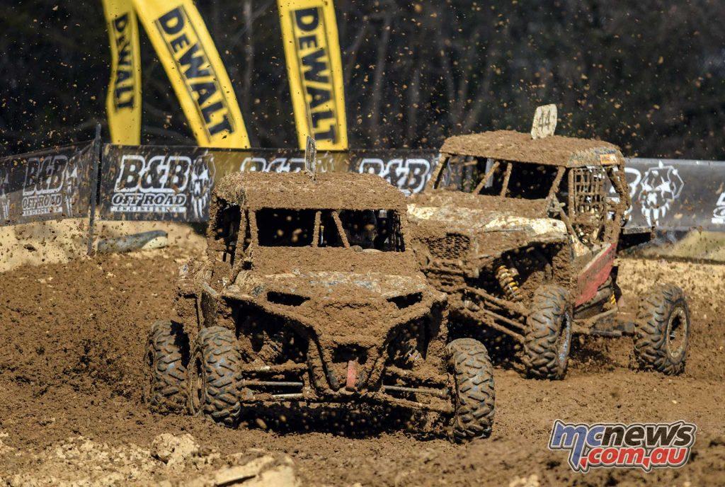 SXS Australian Championship Albury Keyte