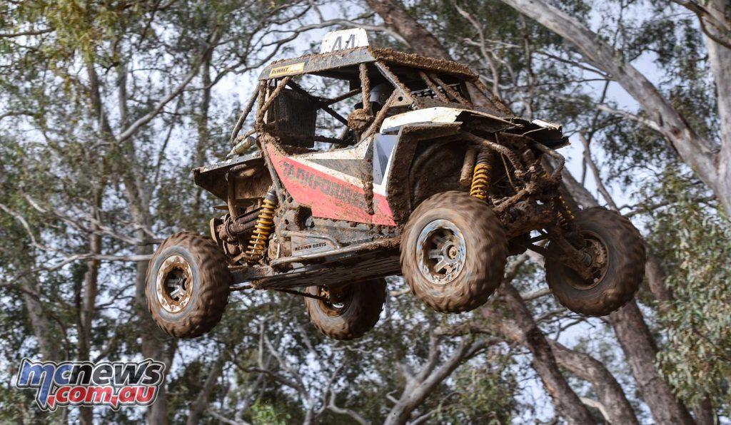 SXS Australian Championship Albury Tom Evans