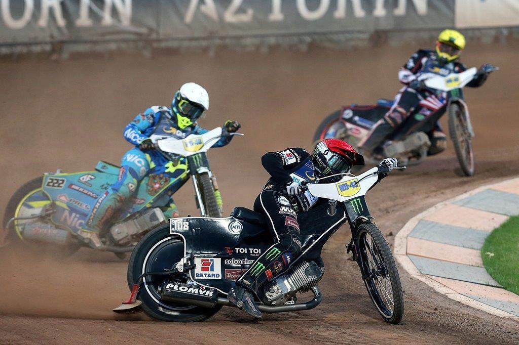 Speedway GP Netherlands Tai Woffinden