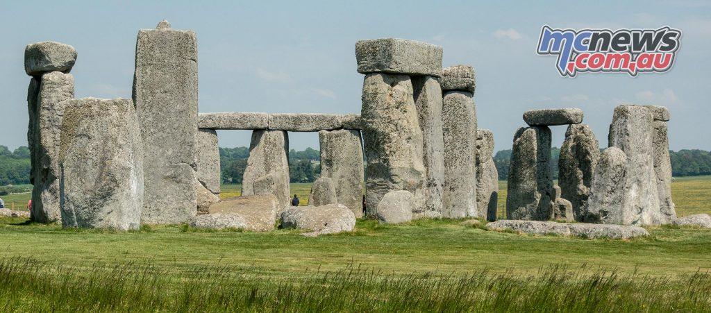 Stonehenge MCN