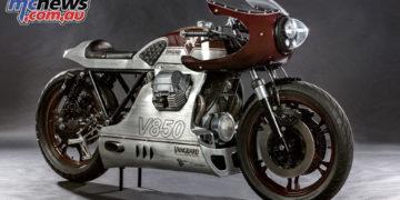 Vanguard Moto Guzzi V Les Mans