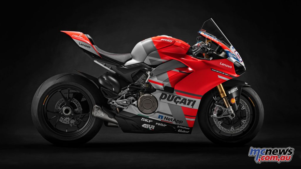 WDW Panigale VS Dovizioso UC High