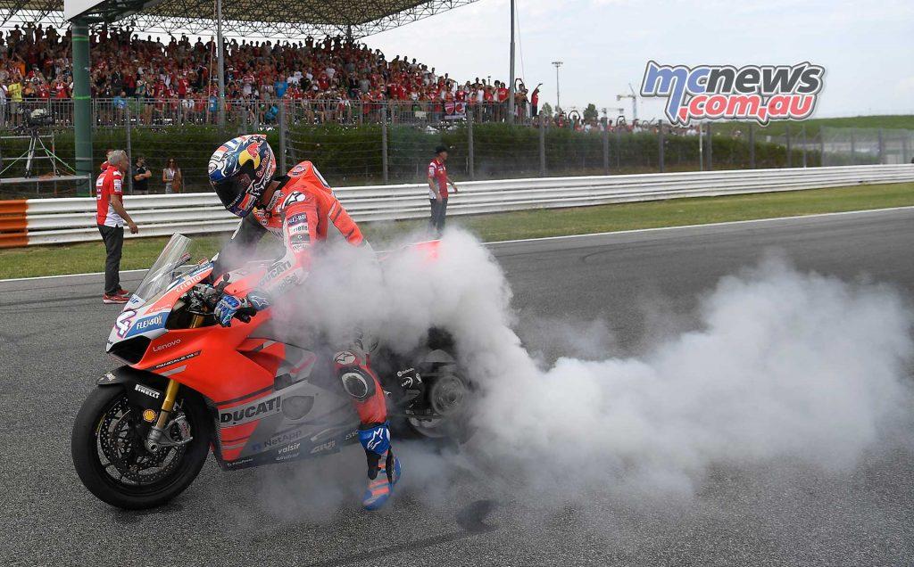 World Ducati Week Race Of Champions Dovizioso