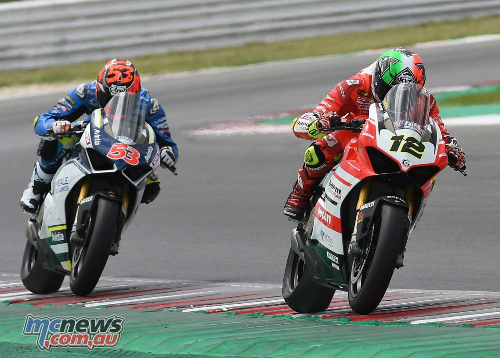 World Ducati Week Race Of Champions Fores Rabat
