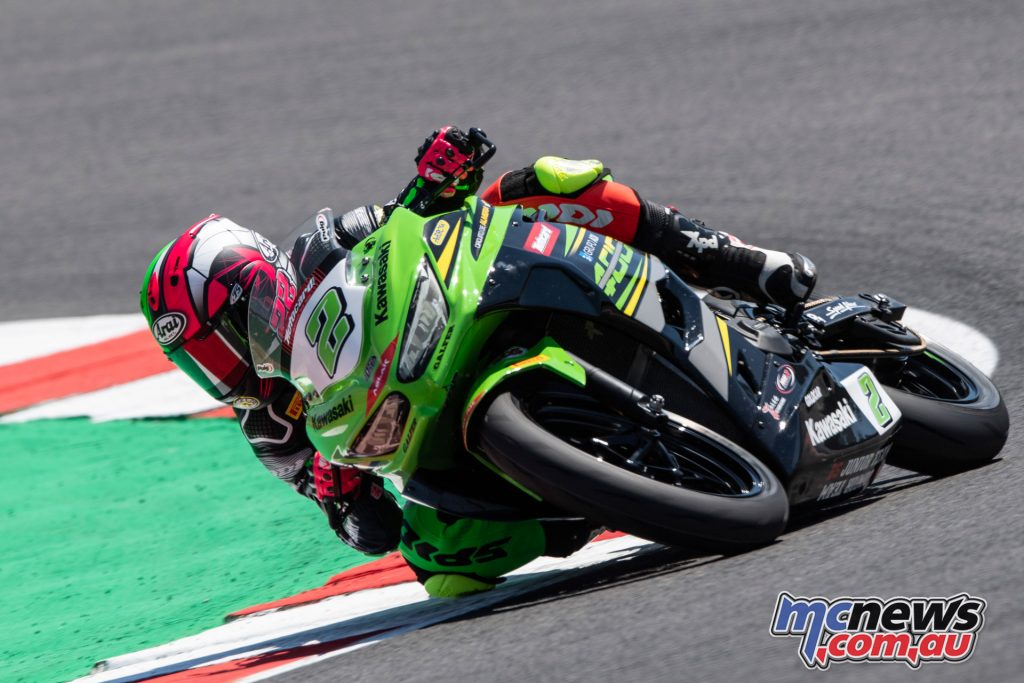 WorldSBK Rnd Misano Carrasco