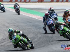 WorldSBK Rnd Misano WorldSSP West DSC
