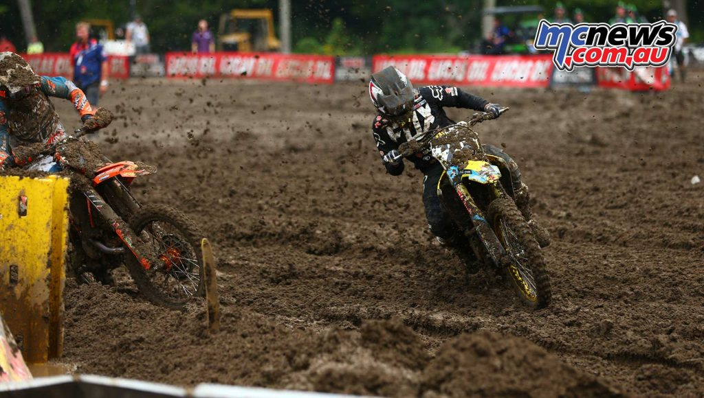 AMAMX RNd Ironman Chad Reed