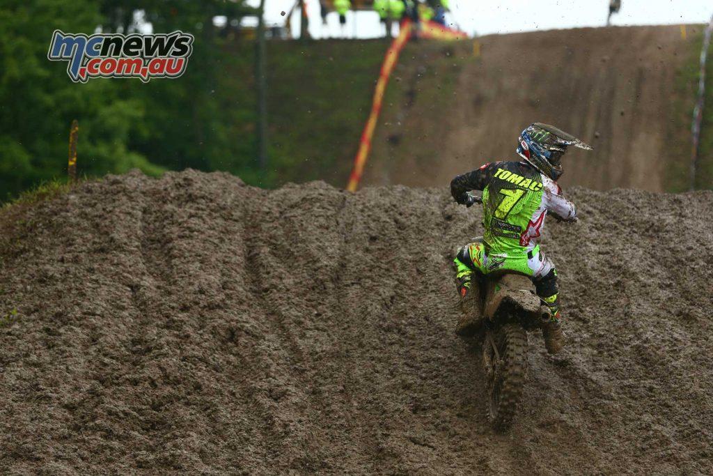AMAMX RNd Ironman Eli Tomac