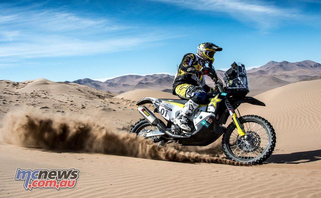 Atacama Rally Pablo Quintanilla