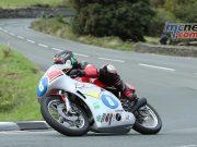 Classic TT Junior Dominic Herbertson Honda