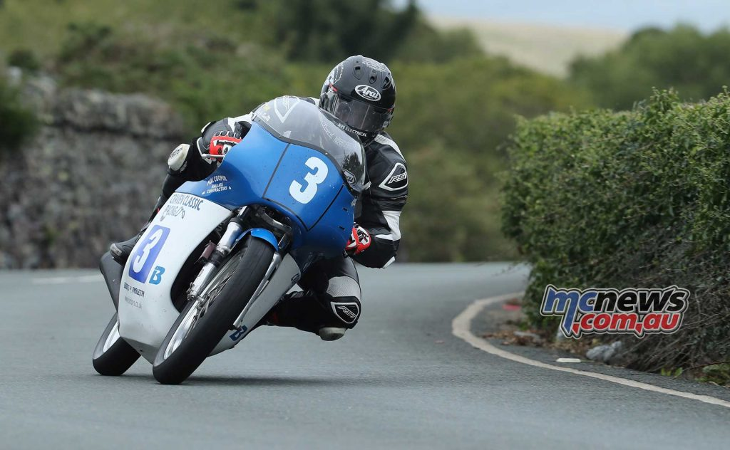 Classic TT Junior Jamie Coward