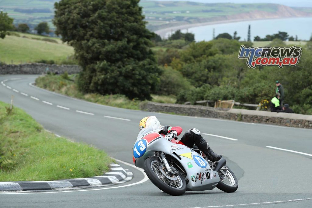 Classic TT Junior Lee Johnston