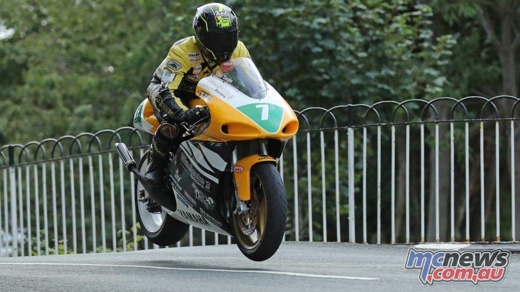Classic TT Practice Daniel Sayle TZ