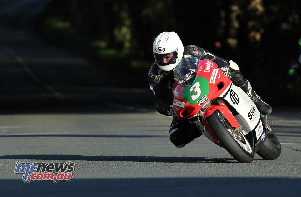 Classic TT Practice Fri Adam McLean