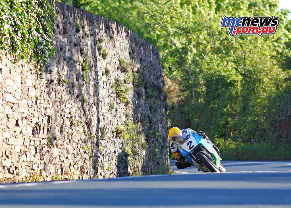 Classic TT Practice Fri Dean Harrison