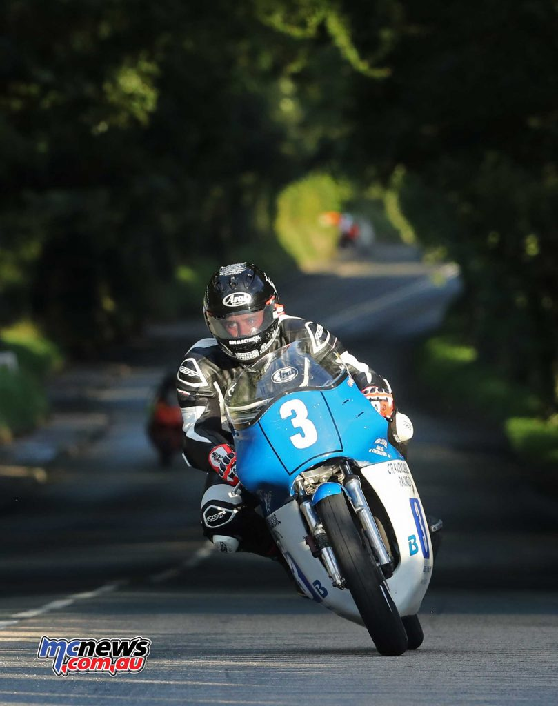 Classic TT Practice Fri Jamie Coward