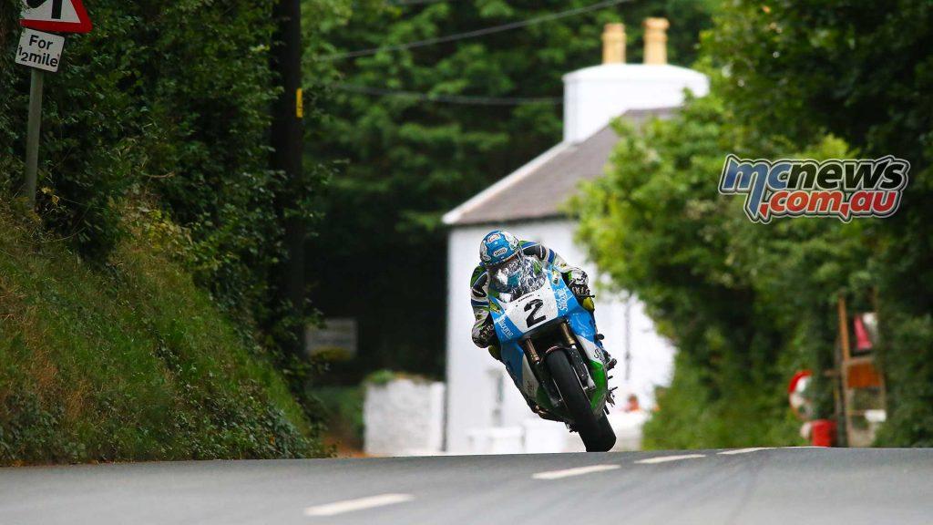 Classic TT Superbike Dean Harrison Front