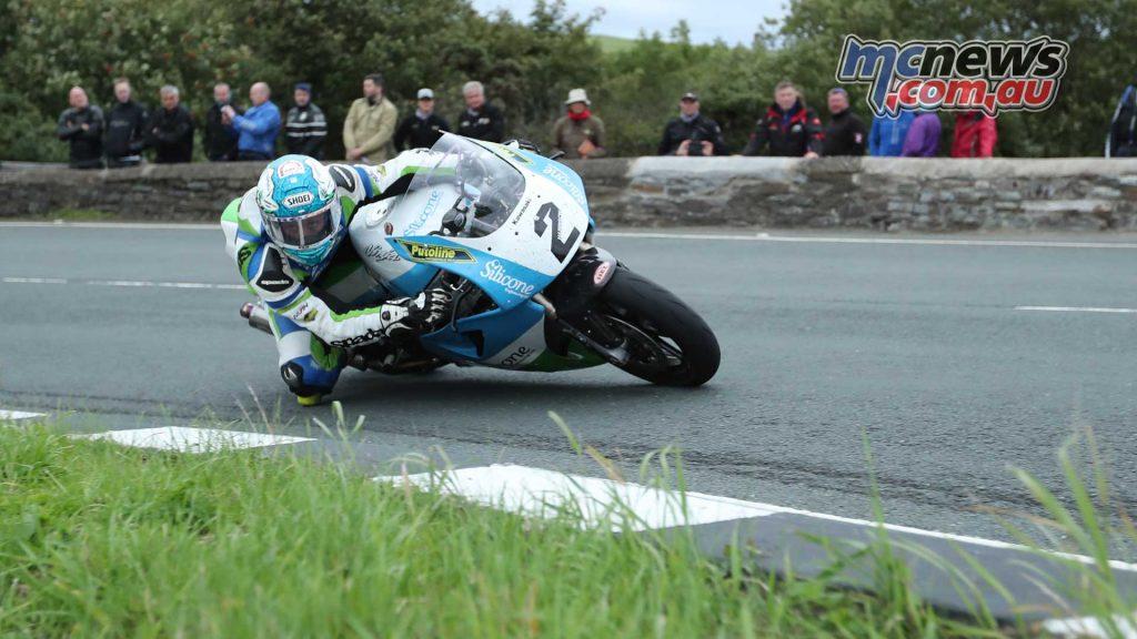 Classic TT Superbike Dean harrison Kawasaki