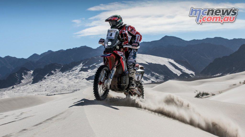 Desafio Ruta Rally Stage Paulo Goncalves