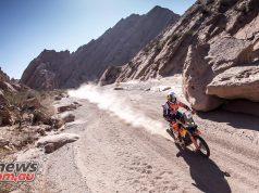 Desafio Ruta Rally Stage Toby Price