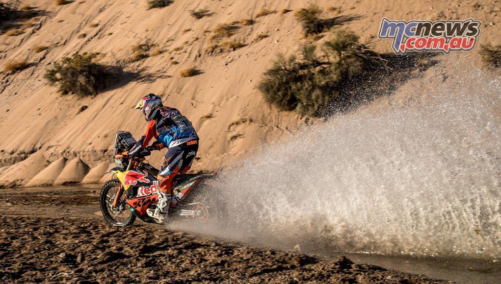 Desafio Ruta Rally Toby Price