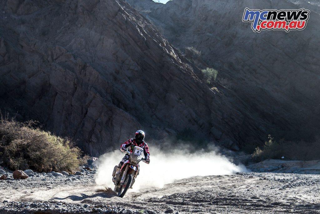 Desafio Ruta Stage Paulo Goncalves rallyzone