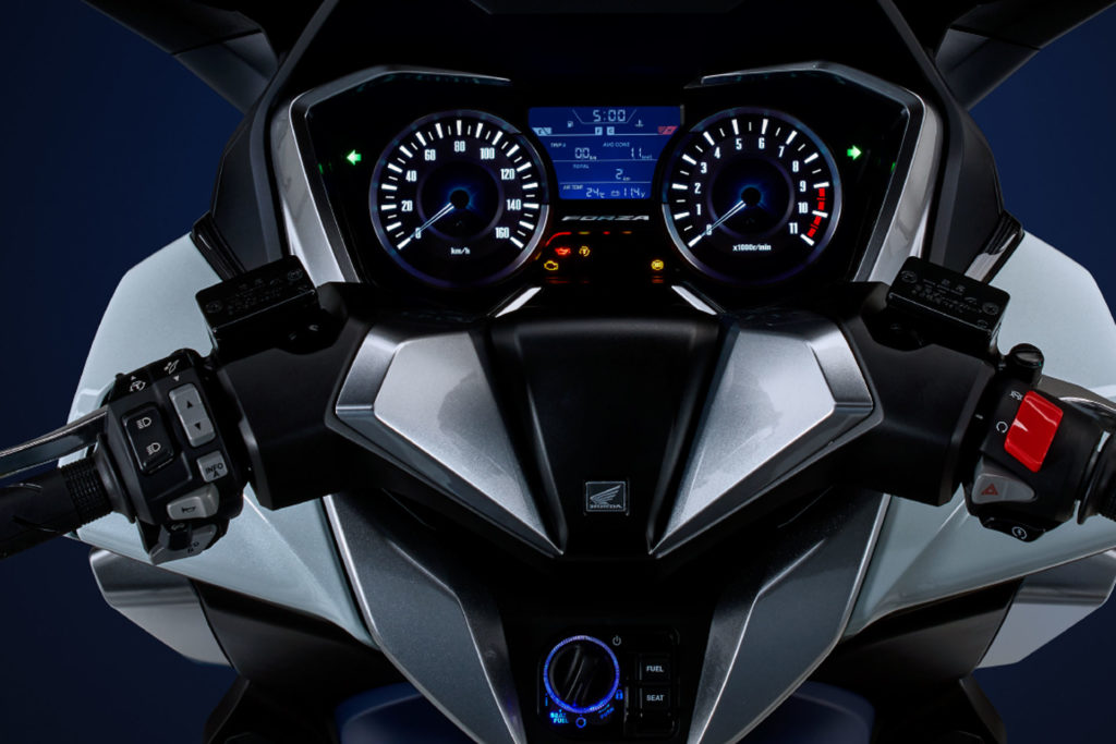 Honda Forza NSS Scooter