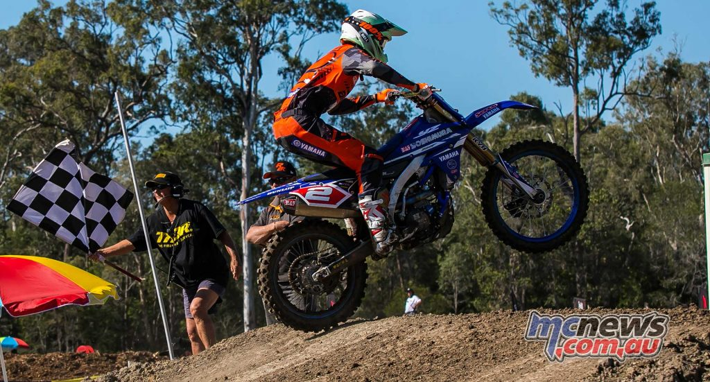 MX Nationals Rnd Gladstone moto mx Wilson Todd