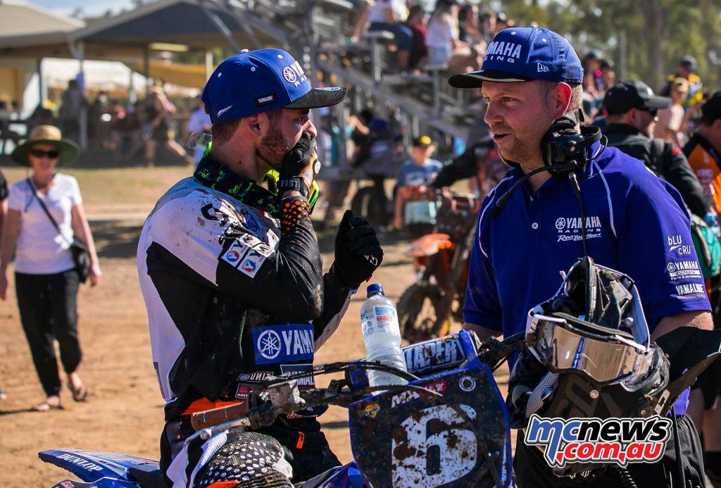 MX Nationals Rnd Gladstone moto mx Jay Wilson