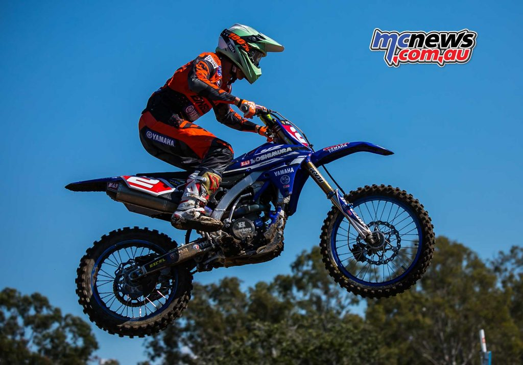 MX Nationals Rnd Gladstone moto mx todd yz