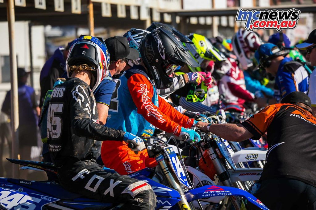 MX Nationals Rnd Gladstone moto mxd