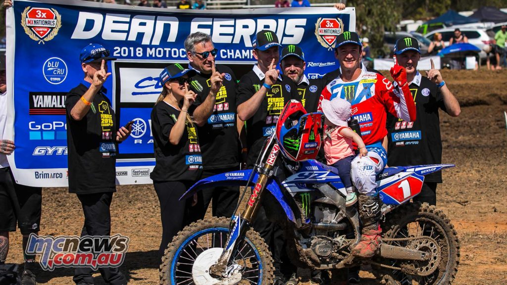 MX Nationals Rnd Gladstone mx Ferris