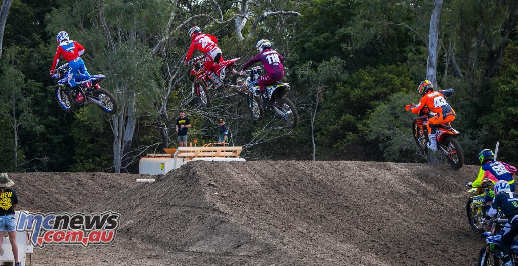 MX Nationals Rnd Gladstone mx Ferris Metcalfe