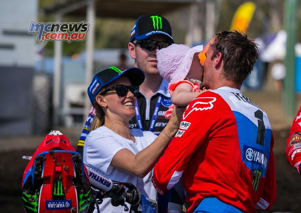 MX Nationals Rnd Gladstone mx Ferris family