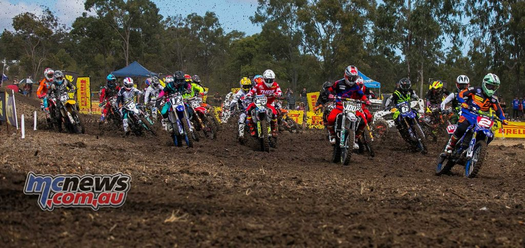MX Nationals Rnd Gladstone mx