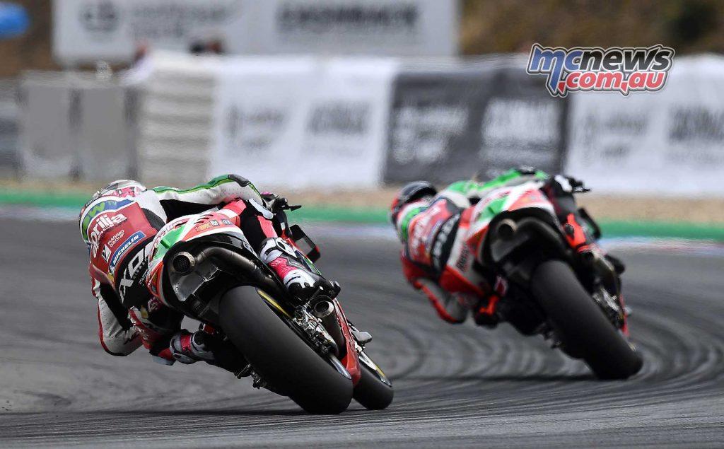 MotoGP Brno Rnd Michelin Espargaro