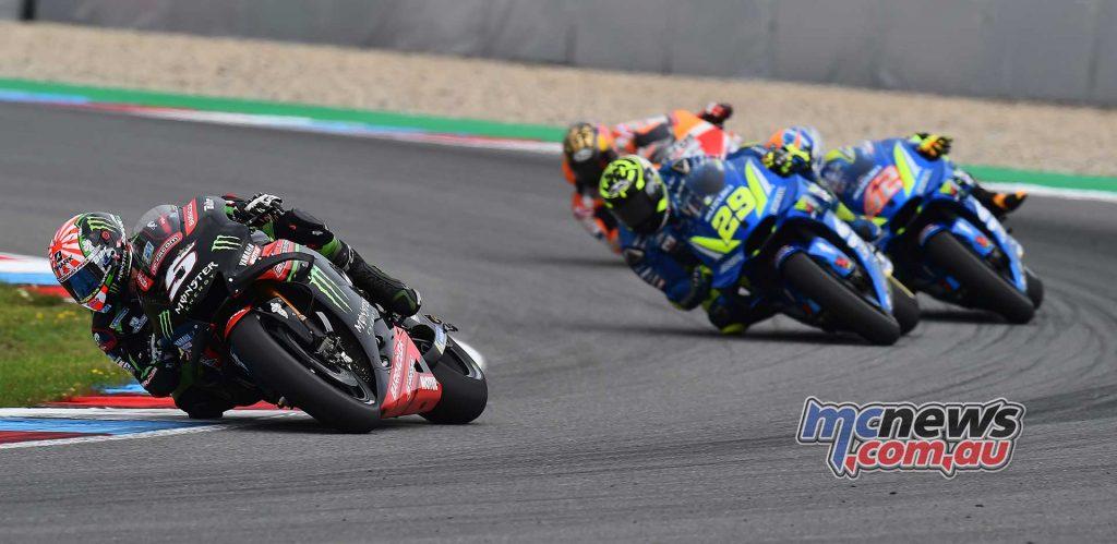MotoGP Brno Rnd Michelin Zarco