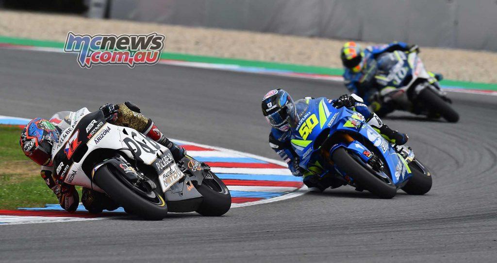 MotoGP Brno Rnd Michelin Abraham