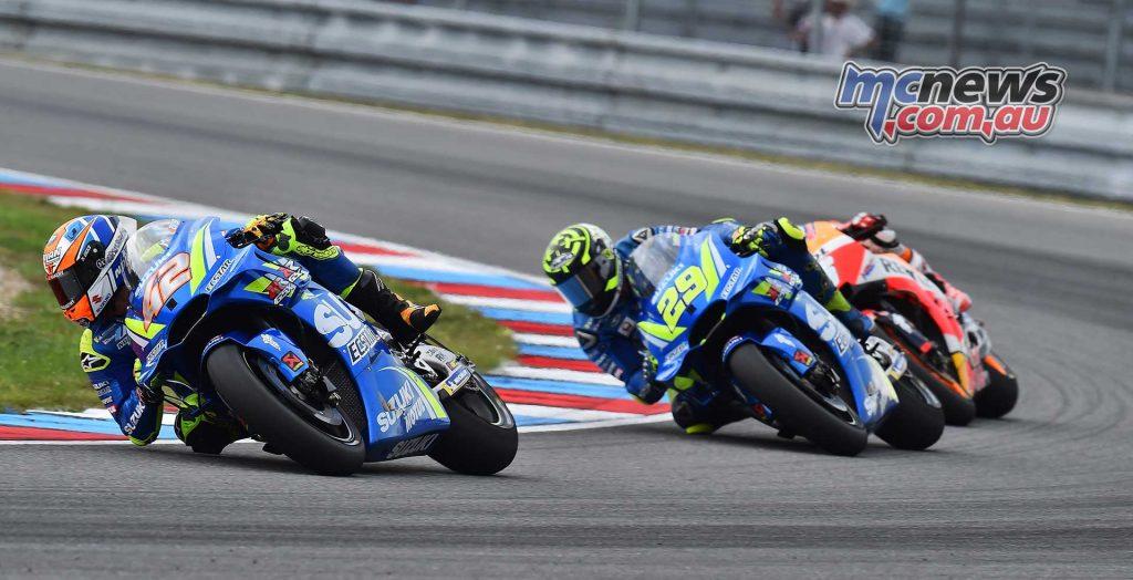 MotoGP Brno Rnd Michelin Rins