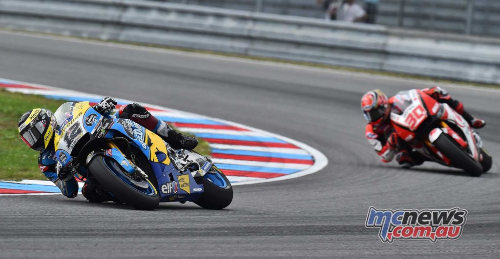 MotoGP Brno Rnd Michelin Luthi