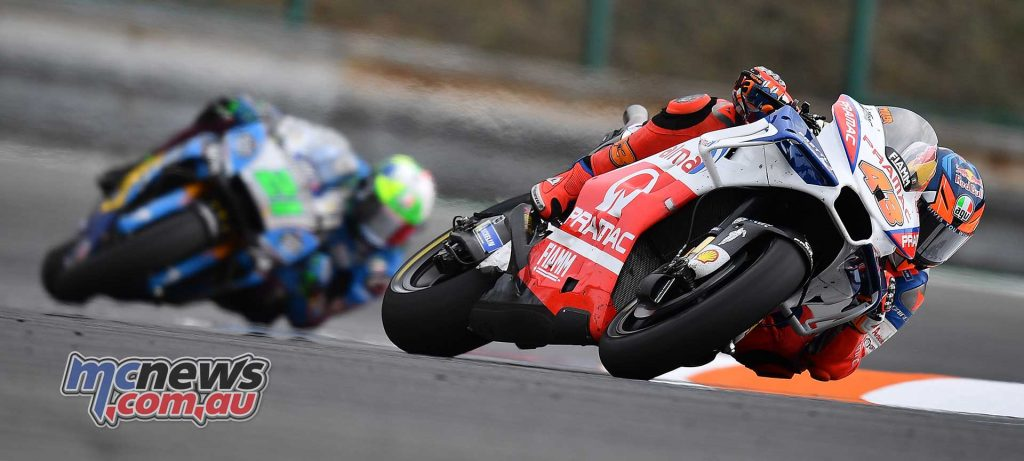 MotoGP Brno Rnd Michelin Miller