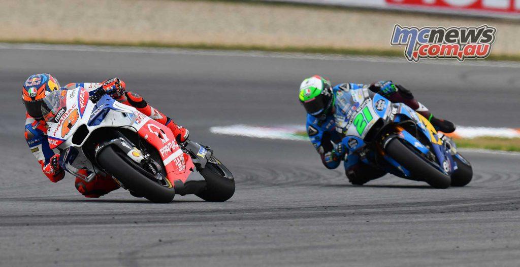 MotoGP Brno Rnd Michelin Miller Morbidelli