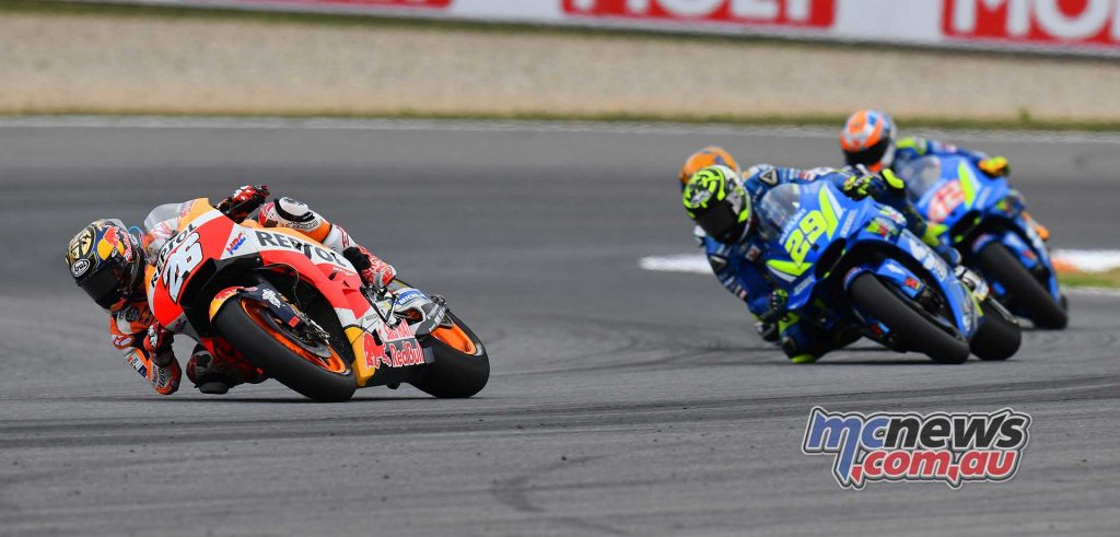 MotoGP Brno Rnd Michelin Pedrosa