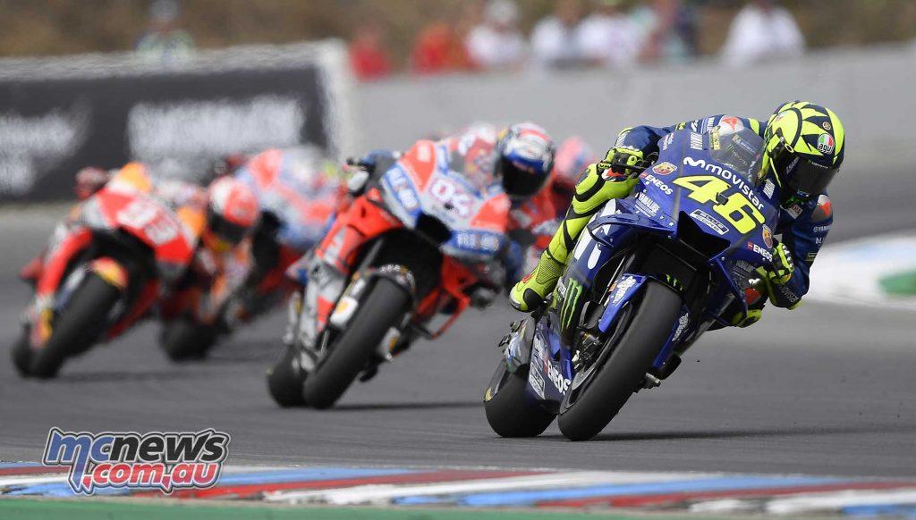 MotoGP Brno Rnd Rossi Dovizioso Marquez Pack