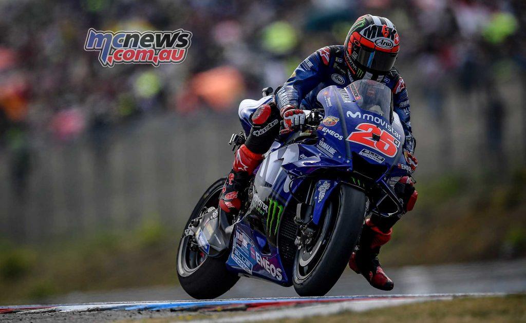 MotoGP Brno Rnd Vinales