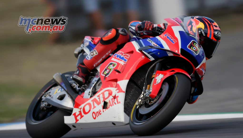 MotoGP Rnd Brno Fri Bradl